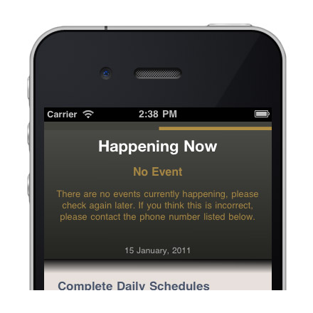 Conference App 2