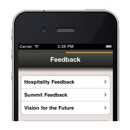 Conference App 4