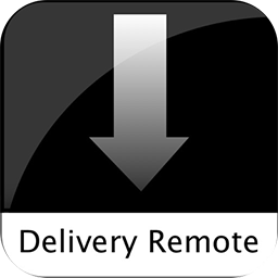 Delivery Remote Icon